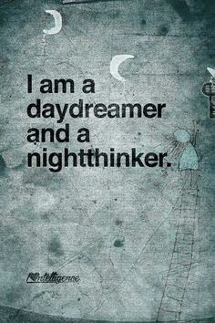 And all in all, overthinker