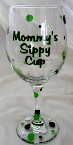 Mommy's Sippy cup, yup need it