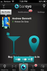BarEye App Lets You Buy And Send Drinks From YourPhone