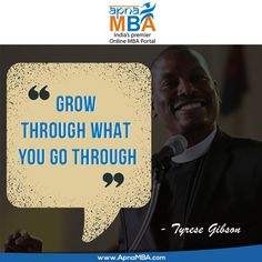 Something will grow from all you are going through and it will be you.   #SundayMotivation #Grow #Inspiration #ApnaMba
