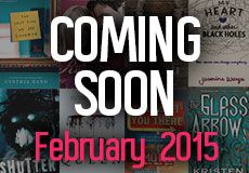 For the next couple of minutes, you are about to be bombarded with a list of books you should read next month.