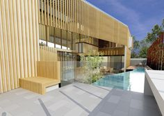 Richard Kirk Architect was one of several architects invited in 2005 to participate in the Elysium development which is an ambitious 189 lot boutique housing sub-division on a site to the west of the centre of Noosa, Australia