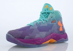 #sneakers #news  The Under Armour Curry 2.5 Releases In Tropical Tones