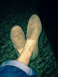LOVE these loafers from Forever 21!