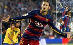 War-bixin: Rikoodhadii Caanka Ahaa Ee Laga Bartay Neymar, Suarez Iyo Barcelona Toddobaadkan