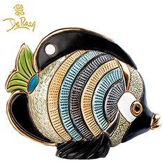 De Rosa Rinconada - Butterfly Fish Figurine
