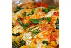Italian Baked Chicken Breast - Real Recipes from Mums