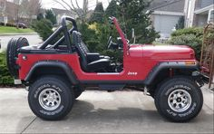 """1985 Jeep CJ7 """"Carbon Footprint"""" - Corvallis, OR owned by timsperry ..."""