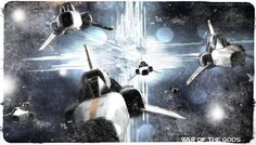 Battlestar Galactica: From the episode War of the Gods!