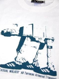 "T-shirt ""CASUAL WALKER"" All Terraces Armored Transport - CLOSER ONLINE STORE"