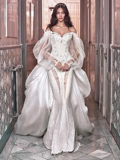 Top Wedding Dress Designer: Galia Lahav