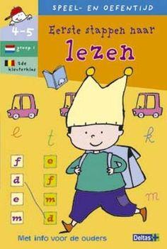 Leesonderwijs / Laat kinderen lekker lui lezen