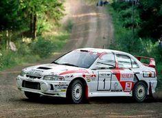 1997 - Tommi Mäkinen (Mitsubishi Lancer Evo IV)