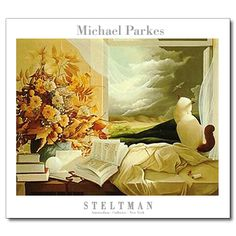 """Michael Parkes art """"Stilllife"""" - One of my favorites since I was about 12."""