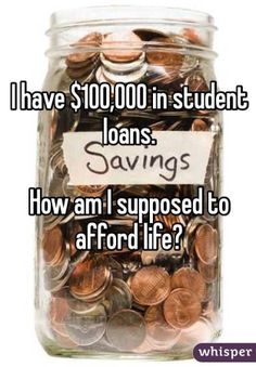 17 Confessions That Perfectly Sum Up Your Student Debt Struggles