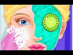 Fun Animals Care Princess Makeover - Magic Kids Games for Girls