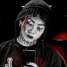 Jungkook Abs, Jungkook Cute, Bts Taehyung, V Bts Wallpaper, Dark Wallpaper, Foto Jungkook, Foto Bts, Aesthetic Themes, Bad Boy Aesthetic