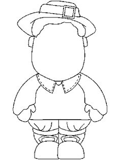 dltk coloring pages fall turkey | 1000+ images about Holidays - Kids Fun on Pinterest ...