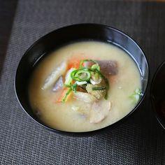 Round Soup Bowl/ Black/ AEKA Series | Japan Design Store