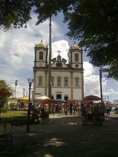 Salvador - Bomfin - Basilica de Nosso Senhor do Bomin.