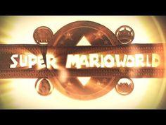 Game of Thrones Super Mario World parody