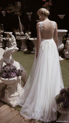 Naama & Anat Fall/Winter 2016 Wedding Dresses — Spiritual Design Bridal Collection | Wedding Inspirasi