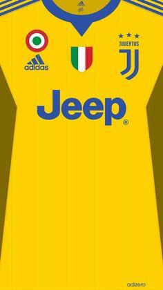 Juventus 17-18 kit away