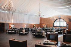 Adaumont Farm wedding in Trinity, NC.  Love this reception hall!
