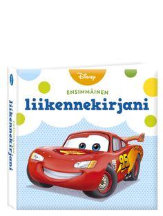 Ensimmäinen liikennekirjani - kuvakirjassa tutut sarjakuvahahmot ovat liikekannalla: Dumbo polkee polkupyörää, Hessu ajaa mopolla ja Mikki lentää helikopterilla. Värikästä kuvaa seuraa aina selkeä lause, jossa opitaan liikennevälineisiin liittyviä perussanoja. Kirjan lopussa on kuviin liittyviä helppoja kysymyksiä. Toys, Disney, Activity Toys, Clearance Toys, Gaming, Games, Toy, Disney Art, Beanie Boos
