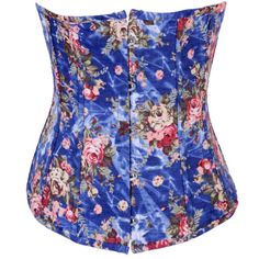 4976fa5979 Corzzet Denim Gothic Corset Bustier Tops Tight Lacing Corselet Cheap Sexy  Corsets and Bustiers Burlesque Korsett For Women