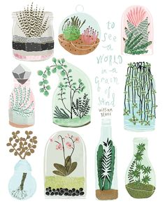 A Creative Life - making it work: Friday Finds - Lucy Banaji - Illustrator