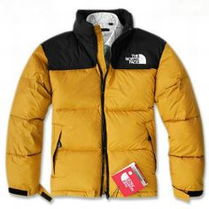 The North Face Soldes Hommes Nuptse Bas Jaune North Face Hoodie 654fcb0cc7e6