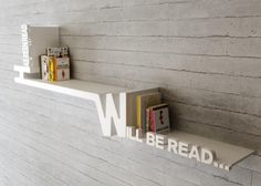 Great idea for Bookcases