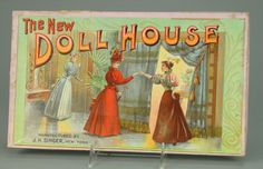 107.3667: The New Doll House | play set | Play Sets | Toys | Online Collections | The Strong