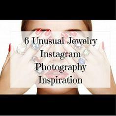 6 Unusual Jewelry Instagram Photography Inspiration  http://www.craftmakerpro.com/photography-tips/6-unusual-jewelry-instagram-photography-inspiration/