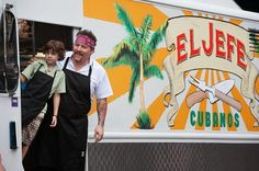 Inspired by the release of Jon Favreau's Chef in movie theatres nationwide, SilverScreenCapture.com critic Stephen Michael Brown has developed a baker's dozen of film-inspired food trucks worthy of consideration.