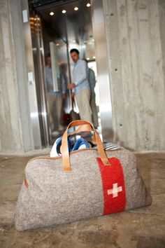 swiss bag