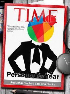 Reddcoin in Time Magazine ;)