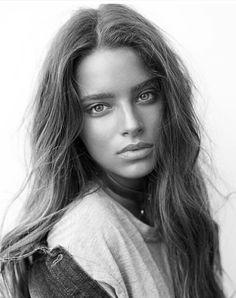 Noa kirel black&white portrait 2016