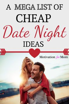 The ultimate list of cheap date night ideas. From date night ideas at home to cheap date night ideas out. Some of them are even free date night ideas! This list is the perfect list for all couples looking for some creative date ideas! #dateideas #datenightideas #cheapdateideas #freedateideas #fundateideas #dateideasforcouples Free Date Ideas, Cheap Date Ideas, Single Parenthood, Improve Communication, Healthy Marriage, Good Dates, Happy Mom, Best Mom, Dating