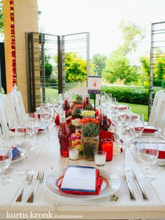 Good Life Furniture Collection at San Antonio Museum of Art | White Farmhouse Table Rental | White Wedding Chair | Florals by Statue of Design | Kurtis Krunk Photography