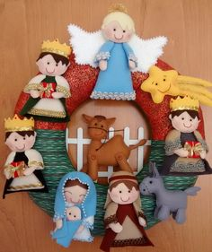 1 million+ Stunning Free Images to Use Anywhere Christmas Clay, Diy Christmas Ornaments, Felt Ornaments, Holiday Crafts, Christmas Wreaths, Holiday Decor, Felt Diy, Felt Crafts, Diy And Crafts