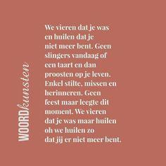 Geen slingers en geen taart vandaag • Linda ♡ Forever 28