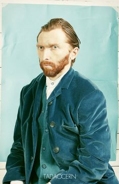 Awesome! → Real life Van Gogh? Nope, Photoshop creation #photography #innovation