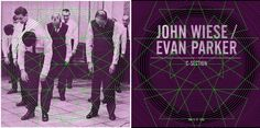 John Wiese / Evan Parker - C-Section (Pan, 2010)