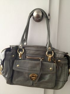 Available   trendtrunk.com Coach-grey-leather-purse. By Coach. Only   258.00! Clara Lindley · Purses and bags! ) f58eecc9ee2bb