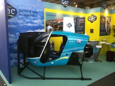 Helicopter Simulator | www.contrabandevents.com