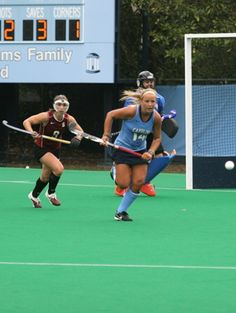 How to Increase Your Speed in Field Hockey | iSport.com
