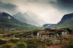 Skagastølstindane by Youronas, via Flickr