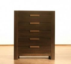 Ventianni 5 Drawer Chest by Romina Furniture